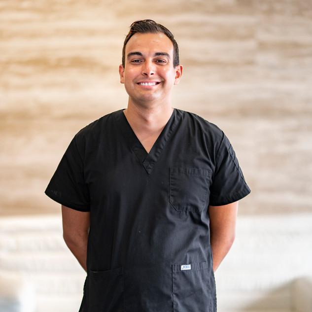Josh Rogowsky, Registered Dental Assistant