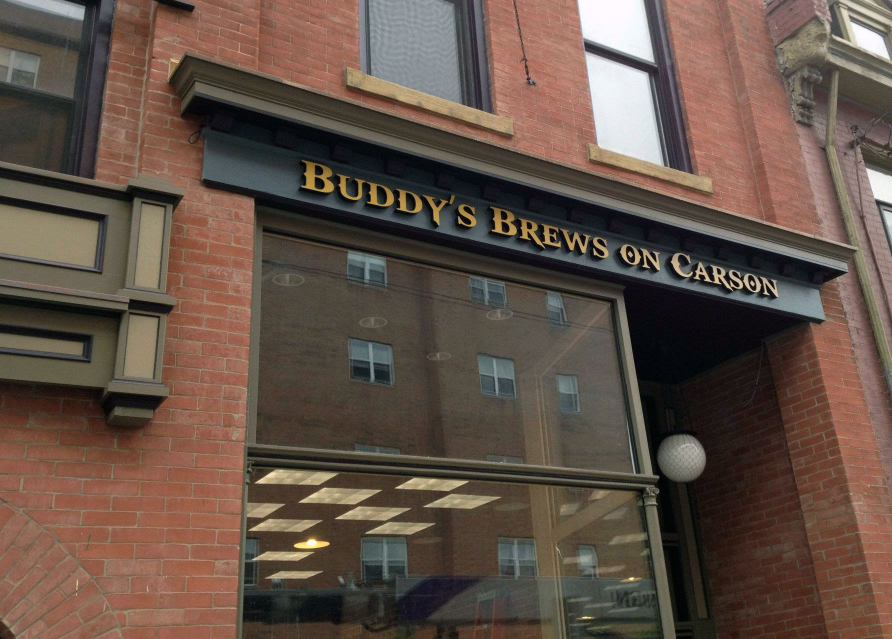 Buddy's Brews on Carson