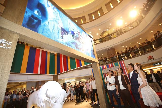 Cartoon Global Launch Event in Hong Kong