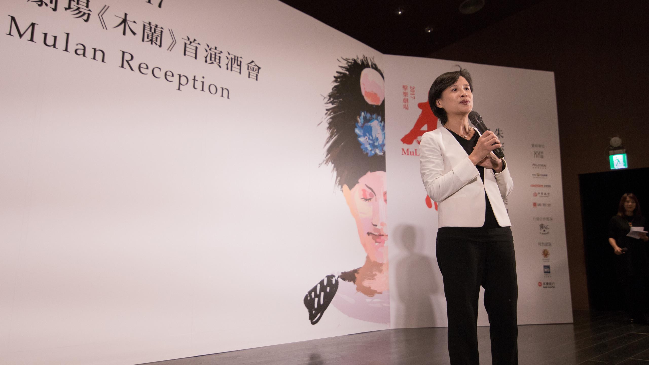台灣文化部長