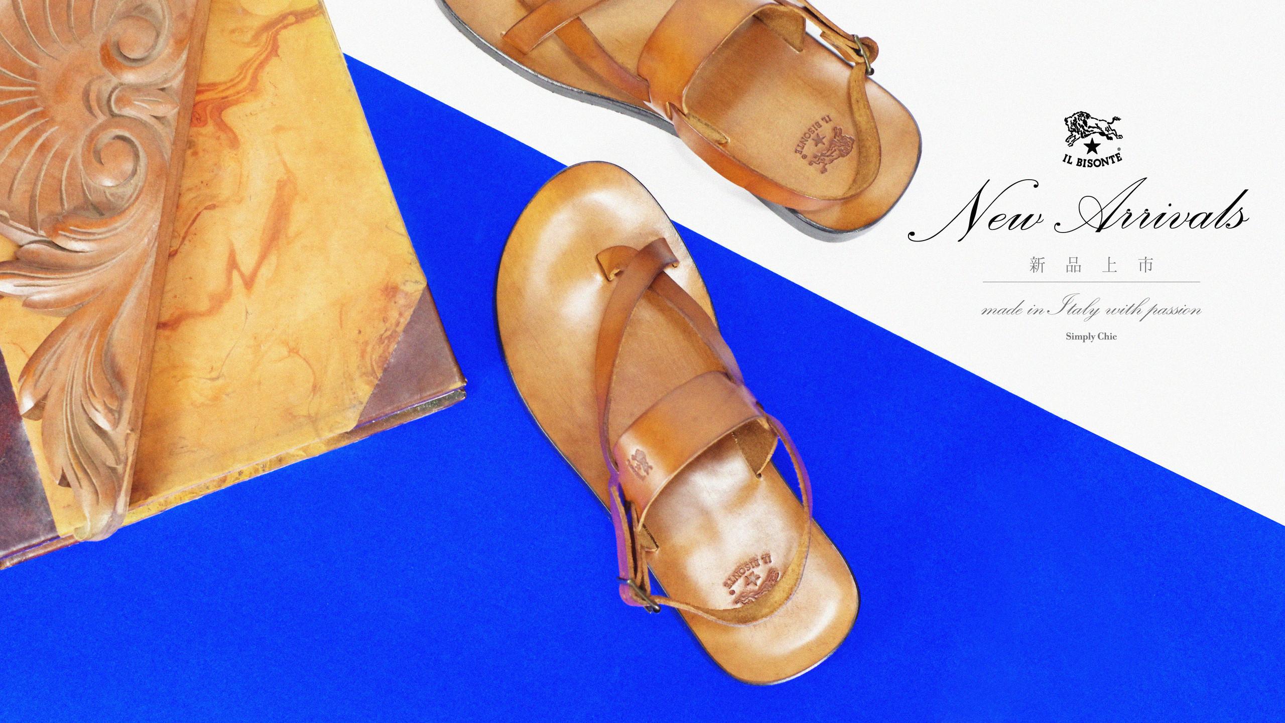涼鞋-男鞋廣告