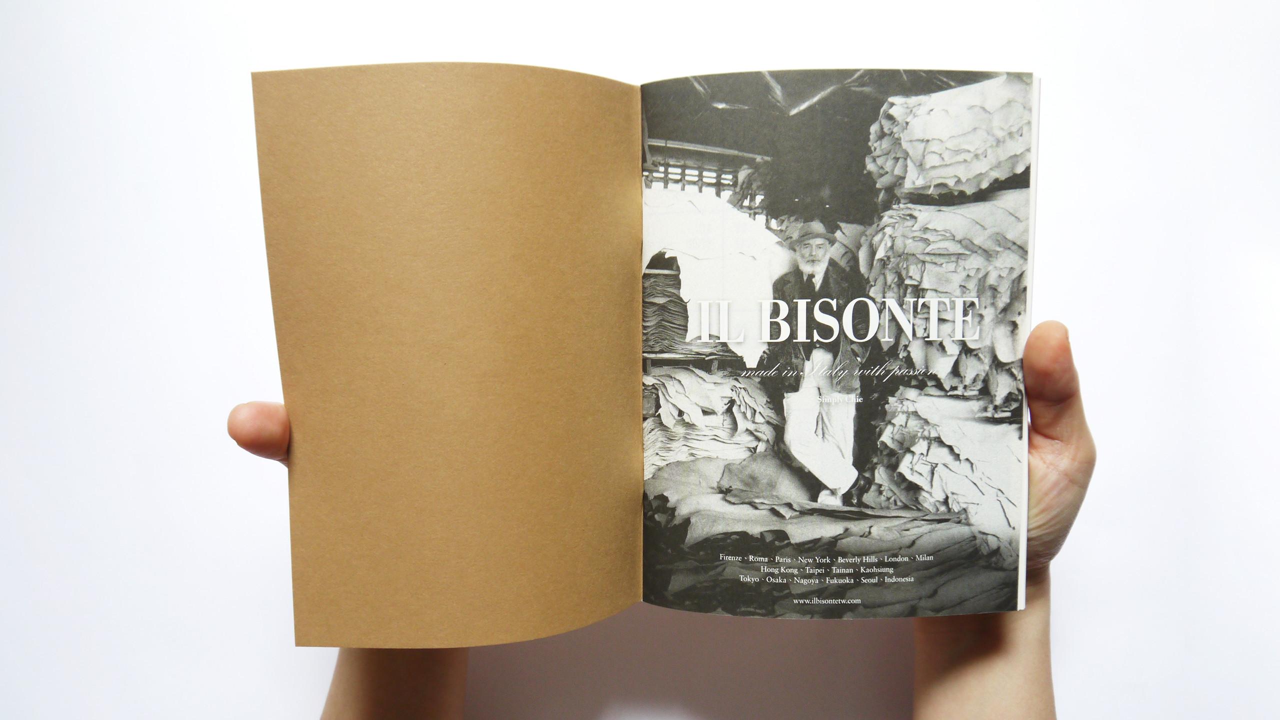 封面紙張為仿牛皮特殊紙材 (撕不破,防潑水)