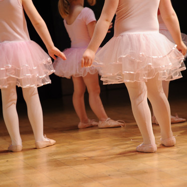 Pre-School classes with Blossom Ballet