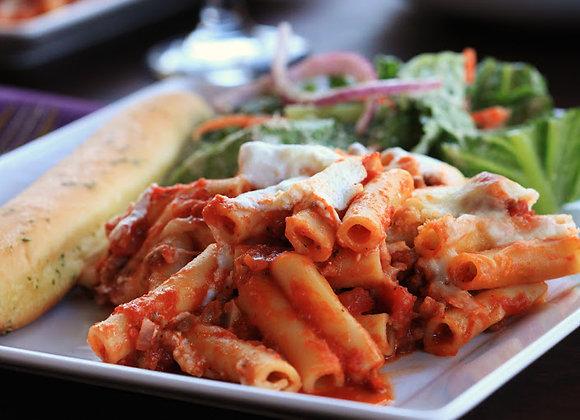 Pasta Dinner for April 3