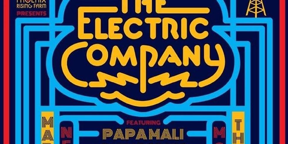 The Electric Company feat. Papa Mali, Bobby Vega, Chris Spies, Jermal Watson FRIDAY LATE SHOW 3AM $20