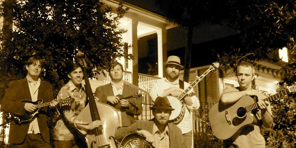 The Tanglers Bluegrass Band 10PM $10