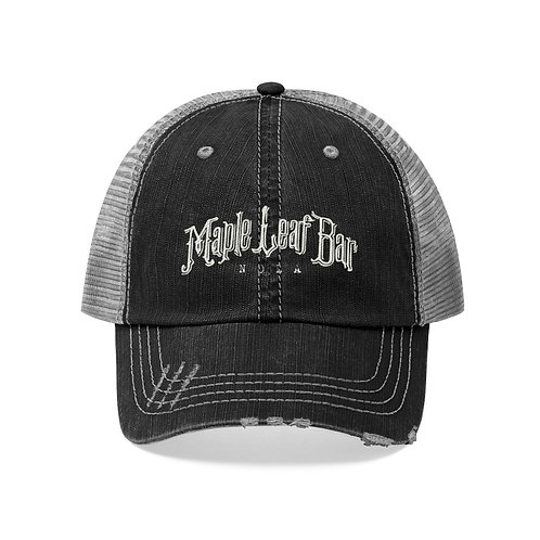 Maple Leaf Bar Trucker Hat