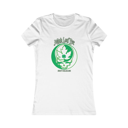 Maple Leaf Bar St. Patty's SYF Women's Favorite Tee