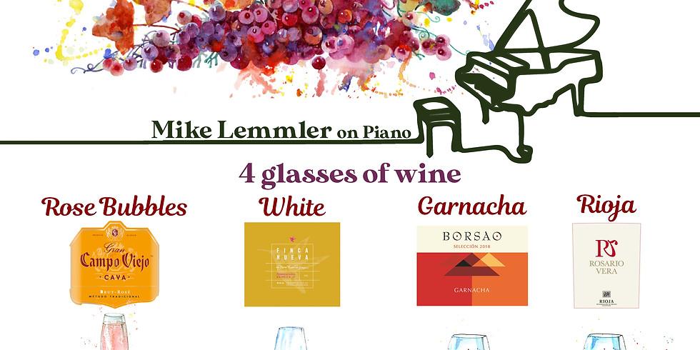 Tastie Wednesday's feat. Spanish Wine @ The Leaf 6-8PM $40
