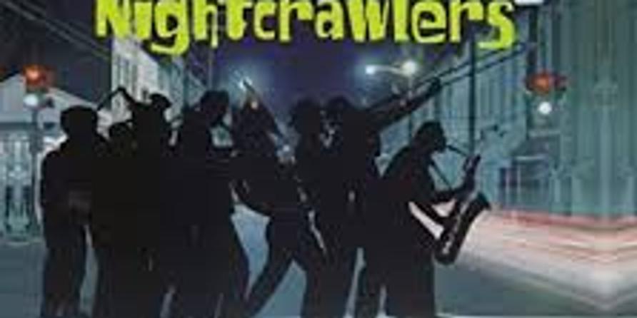Grammy Award Winning New Orleans Nightcrawlers $50