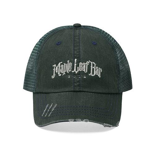 Maple Leaf Bar Unisex Trucker Hat