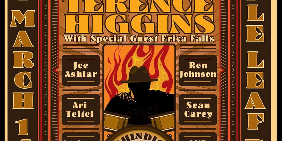 Terence Higgins 50th Shindig - The Soul of Grease - 11PM $10
