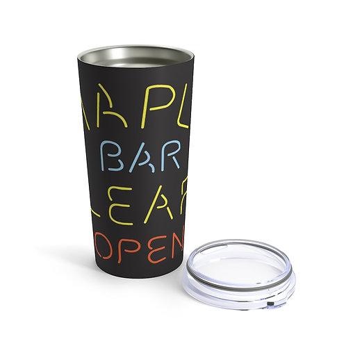 Maple Leaf Bar Open Stainless 20oz Travel Tumbler