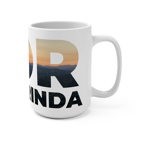 FOR LAMORINDA SUNSET Mug 15oz