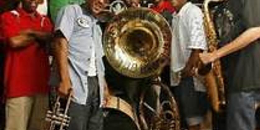 Rebirth Brass Band 10pm $20