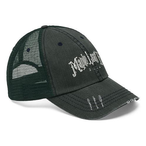 Maple Leaf Bar Trucker Hat