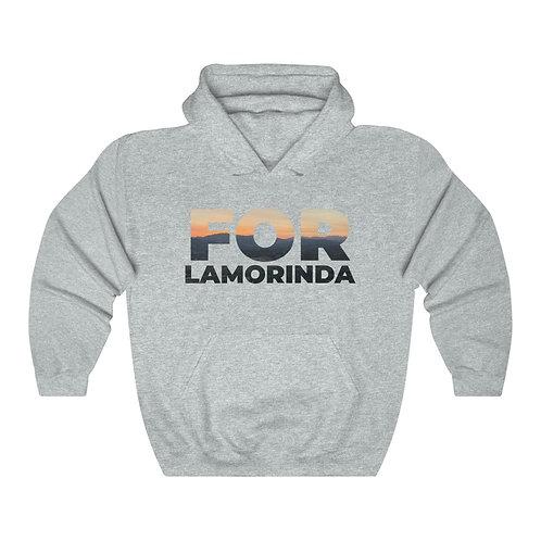 FOR LAMORINDA SUNSET Unisex Heavy Blend™ Hooded Sweatshirt