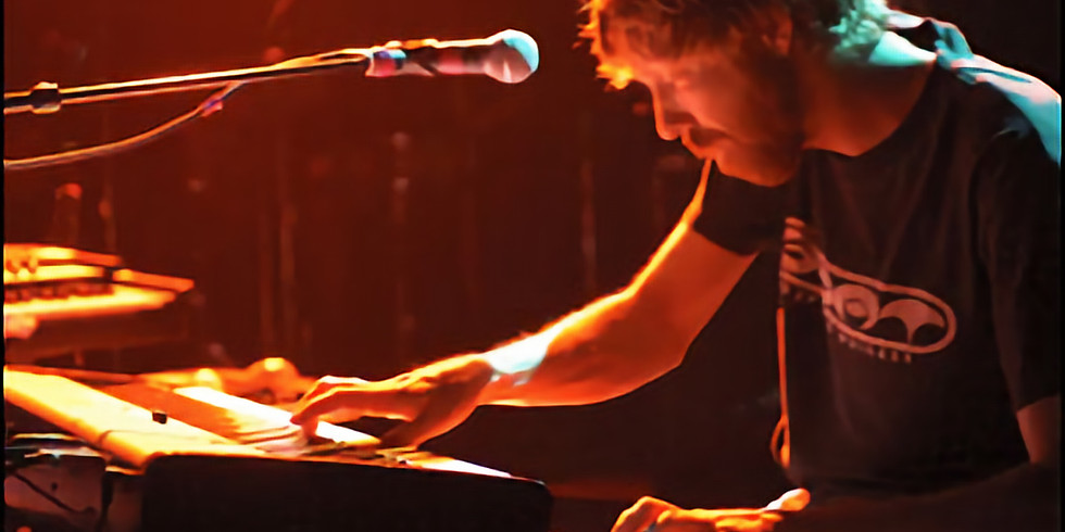 Booker Back Bar Piano Sessions: CR Gruver FREE 8-10PM