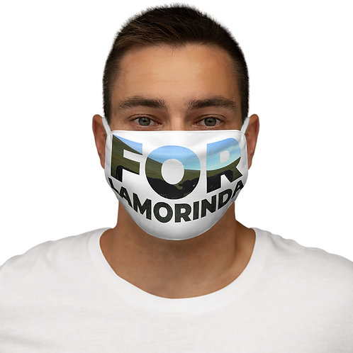 FOR LAMORINDA Snug-Fit Polyester Face Mask