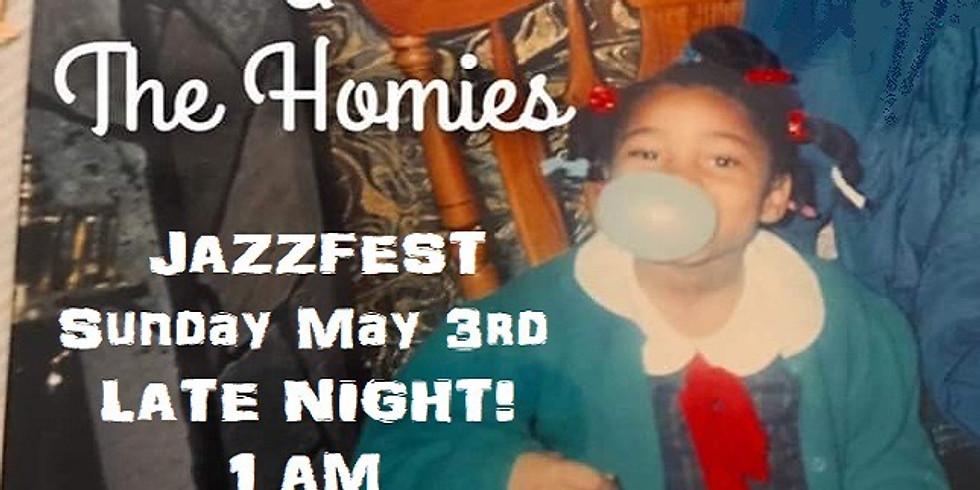 LATE NIGHT! Nikki Glaspie & The Homies 1AM $15