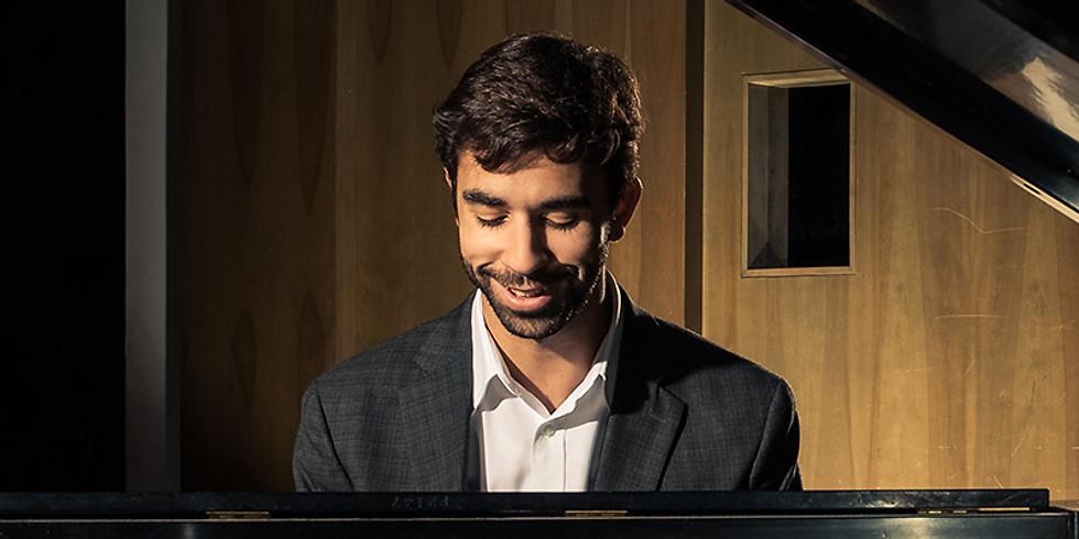 Booker Back Bar Piano Sessions: Kris Tokarski @8pm