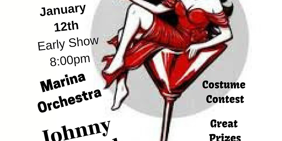 Queens Ball w Johnny Sketch & The Dirty Notes - Doors@10pm $15