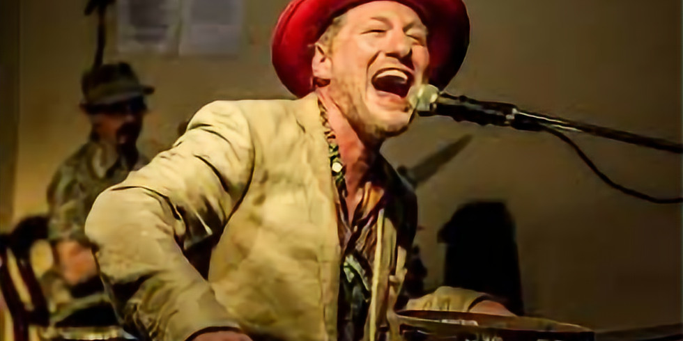 Dom Pipkin: Special Hook, Line & Dine Edition Booker's Back Bar Piano Sessions - 7-8:30