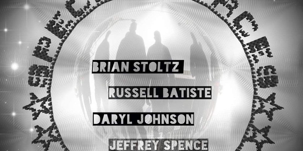 Special Forces feat. Brian Stoltz, Russell Batiste & Daryl Johnson - Doors @9pm $10