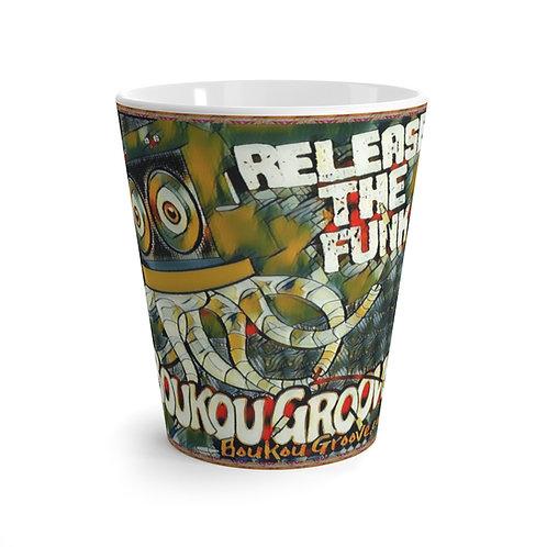 Boukou Groove Release the Funk Mug
