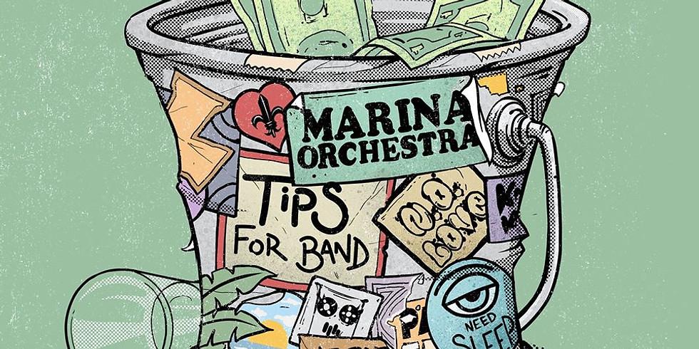 Pre-Queens Ball - Marina Orchestra $10 10PM