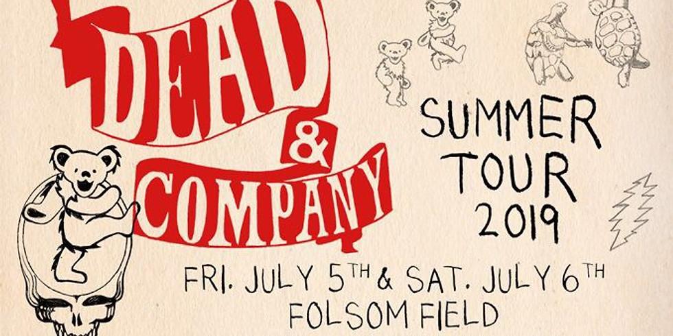 Dead & Company Live Stream