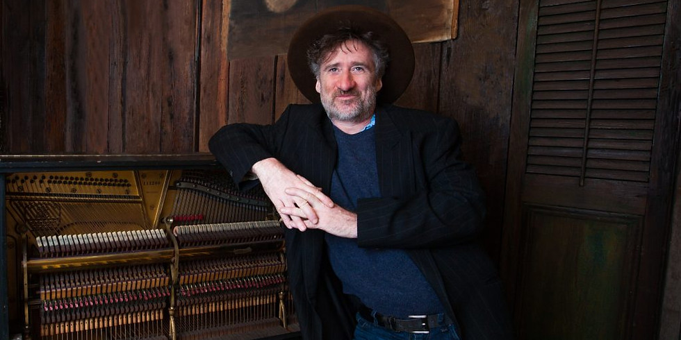 SOLD  OUT! EARLY SHOW: Jon Cleary Trio 7PM $20