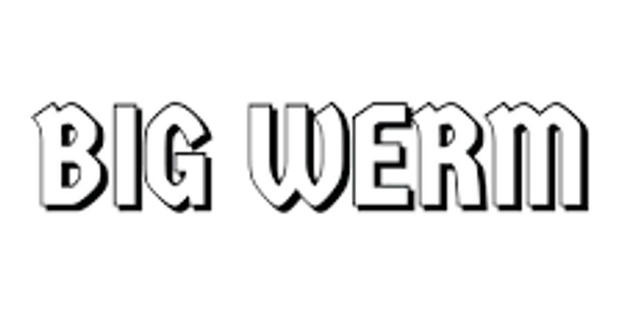 EARLY SHOW: Big Werm 7PM $15