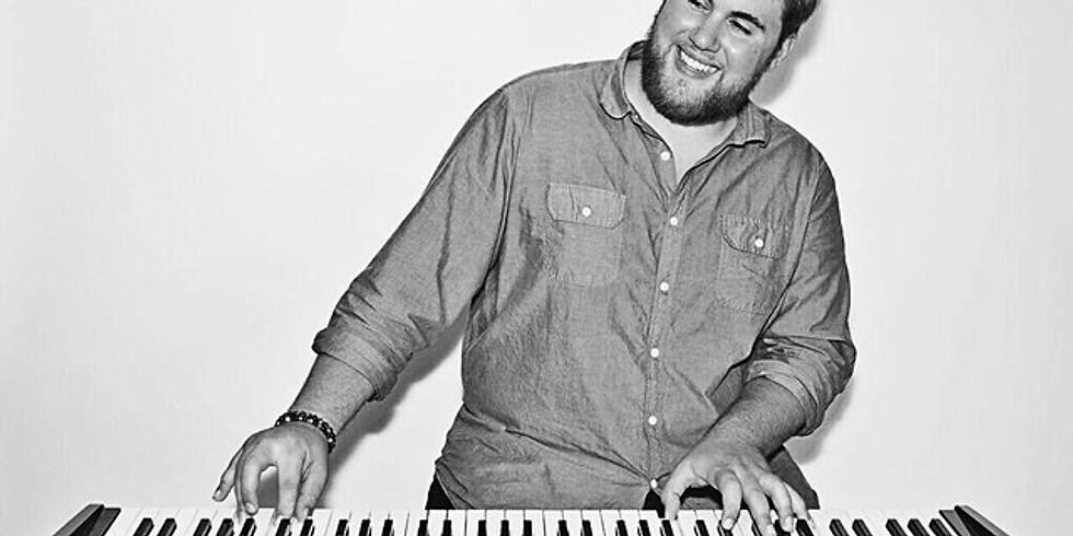 Jordan Anderson Solo Piano - Doors 7PM - Show 8PM Free