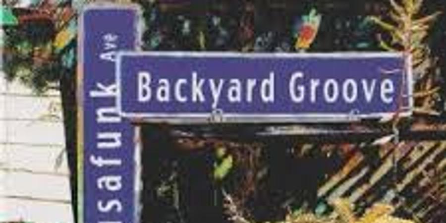Kirk Joseph's Backyard Groove 8pm $10