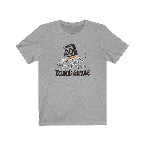 Boukou Groove Octofunk Unisex Tee