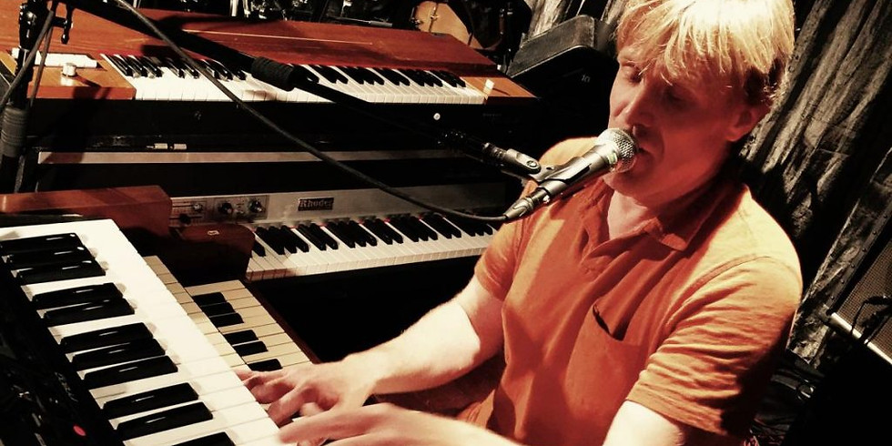 Booker Back Bar Piano Sessions: Donnie Sundal 8PM Free