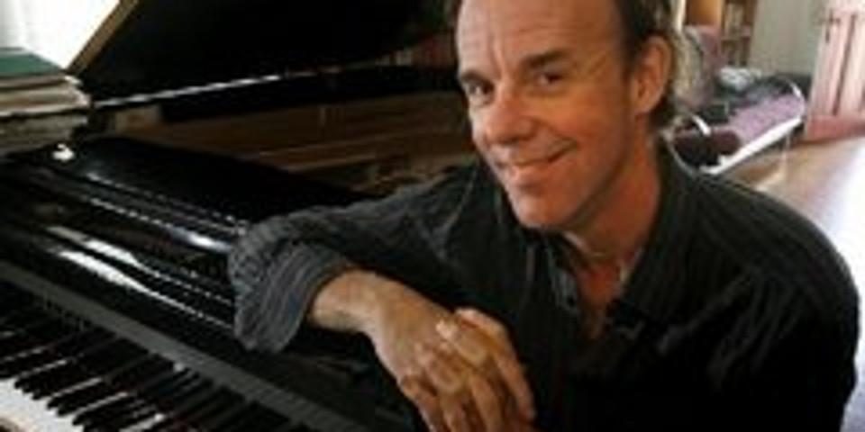 Booker Back Bar Piano Sessions: Tom McDermott 8PM FREE!