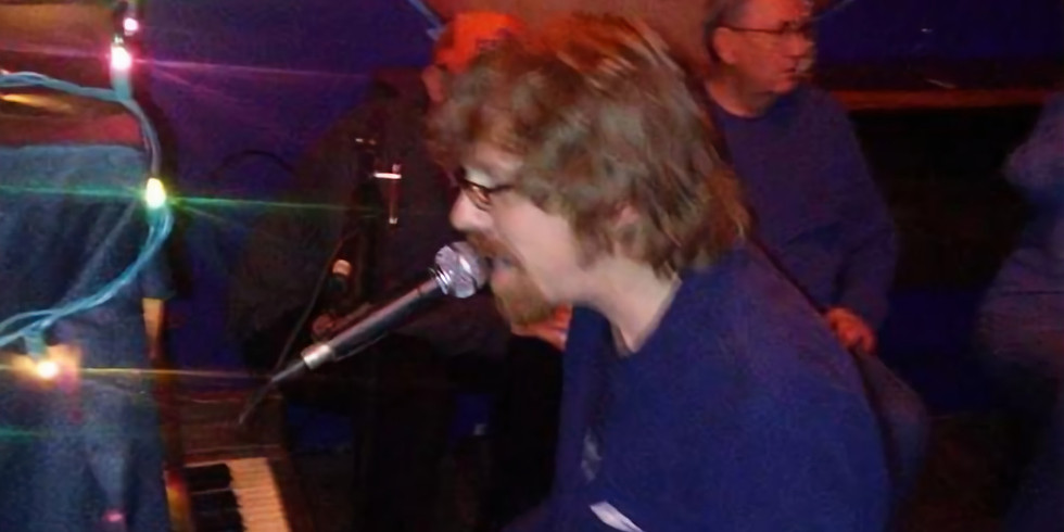 Booker Back Bar Piano Sessions: FREE 7-9PM This Week it's CR Gruver