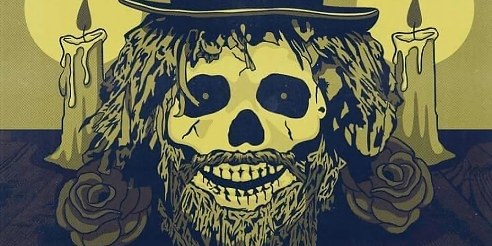 Anders Osborne's Won't Bow Down benefiting Send Me A Friend - Doors 2pm Show 3pm