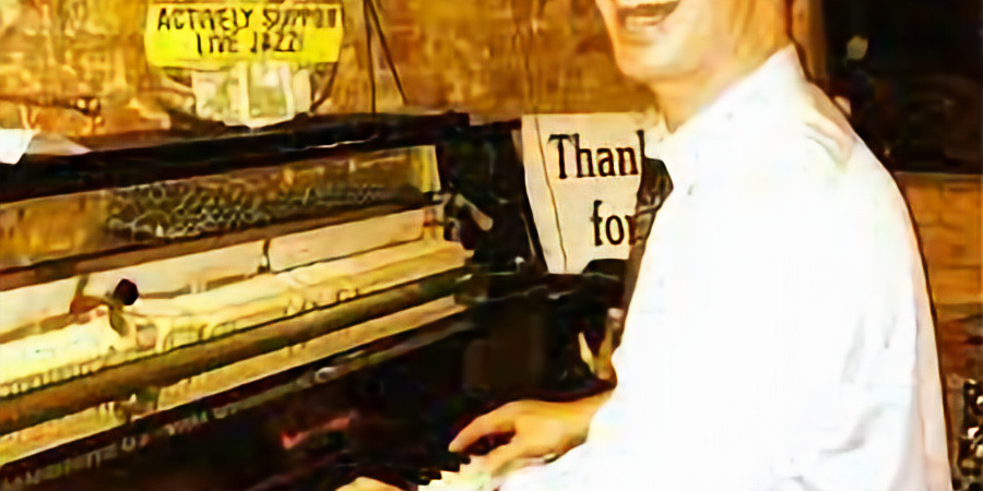 "Richard ""Piano"" Scott: Booker Sessions 6-8PM $10"
