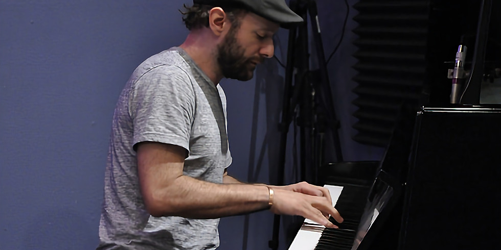 Booker Back Bar Piano Sessions: 8PM This Week it's Steve DeTroy