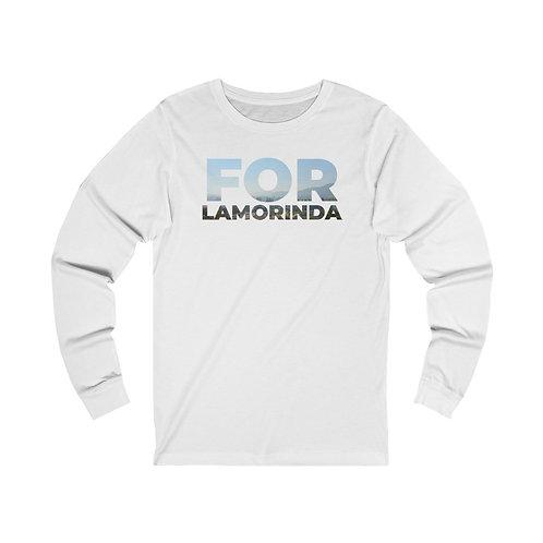 FOR LAMORINDA FOG Unisex Jersey Long Sleeve Tee