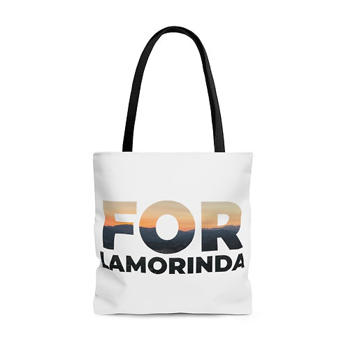 FOR LAMORINDA SUNSET Tote Bag