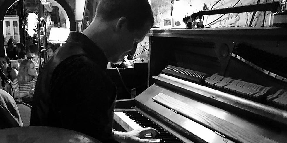 Booker Back Bar Piano Sessions: Richard Scott @8pm
