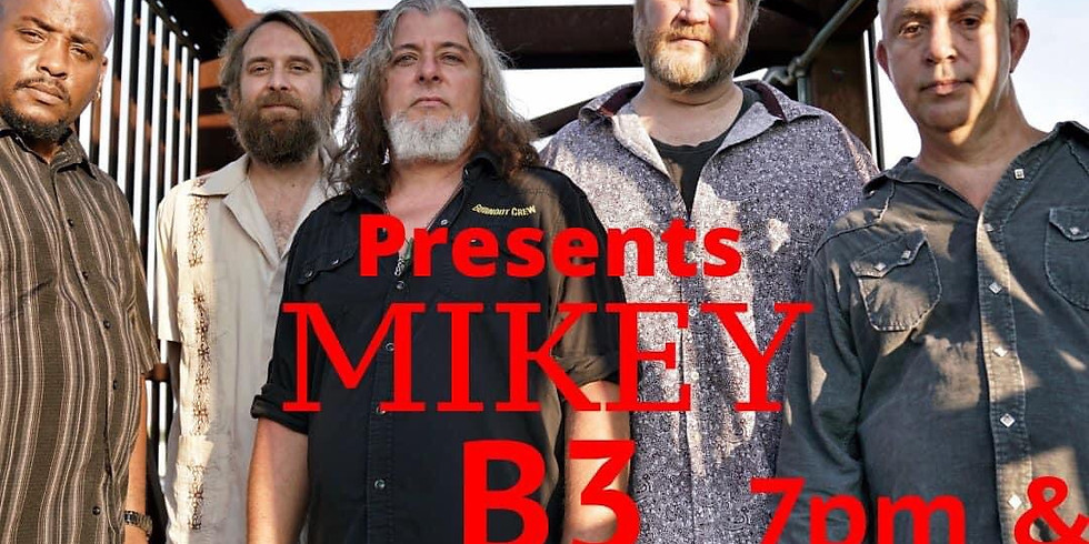 LATE SHOW: Mikey B3 10PM $15