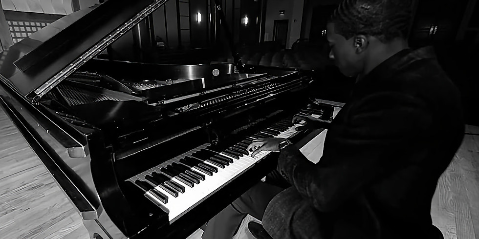Booker Back Bar Piano Sessions: Kyle Roussel 8PM Free