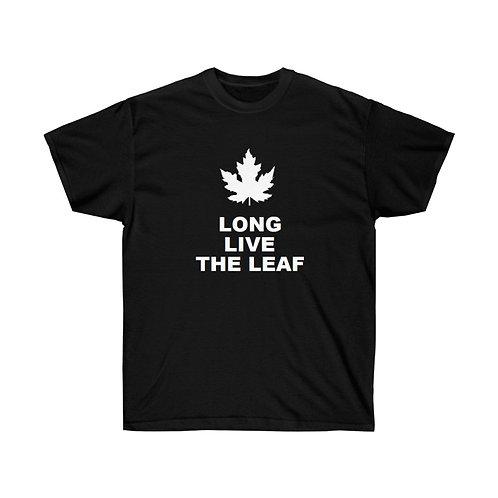 Maple Leaf Bar Long Live The Leaf Ultra Cotton Tee