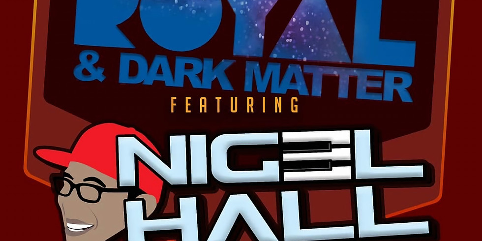 Black Friday w Khris Royal & Dark Matter Ft. Nigel Hall - 10:30PM $10