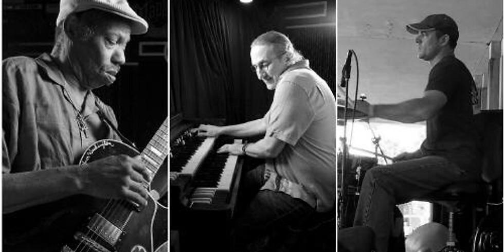 "Joe Krown Trio w/ Walter ""Wolfman"" Washington 8PM $20"